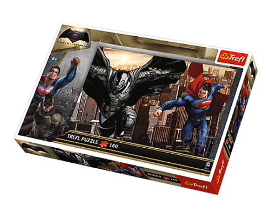 Puzzle 160 el.Batman Superme