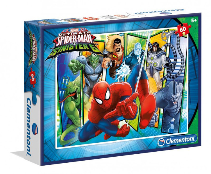 Puzzle 60el Spiderman