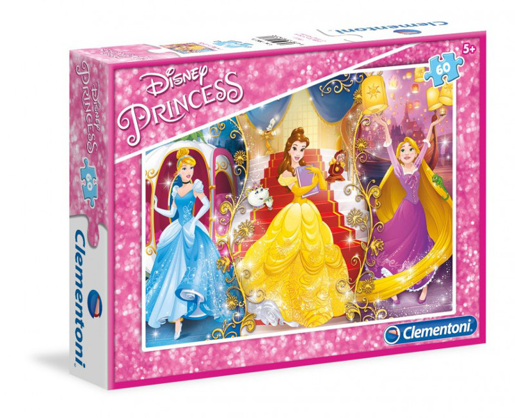 Puzzle 60el Princess