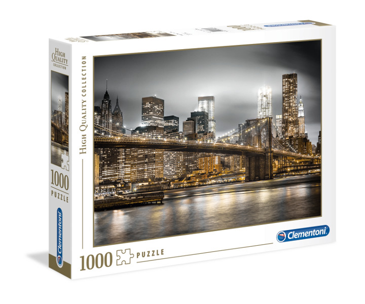 Puzzle 1000el New York