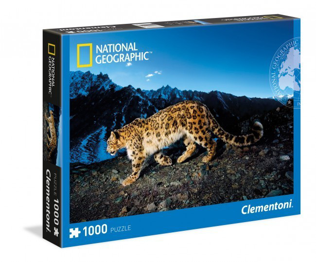Puzzle 1000el National Geographic