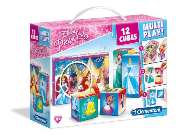 Cubi 12 multi play Prinncess