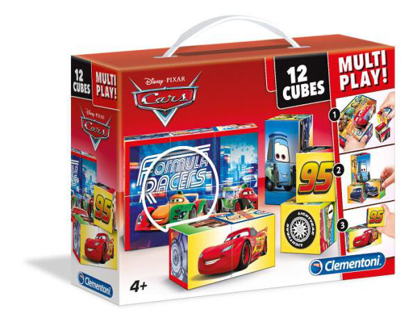 Cubi 12 multi play Cars