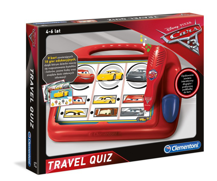 Travel quiz Cars