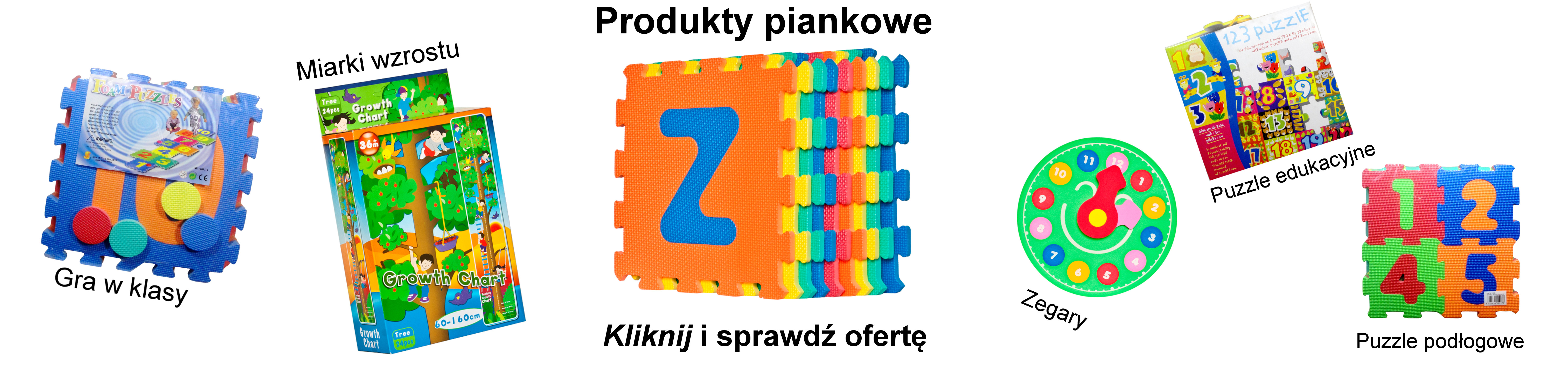Puzzle Piankowe SWEDE