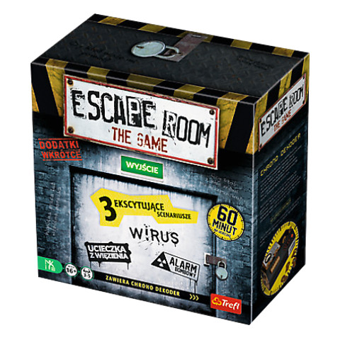 Gra Escape room the game