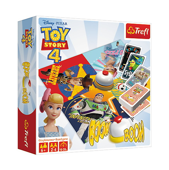 Gra Boom Boom Toy Story 4