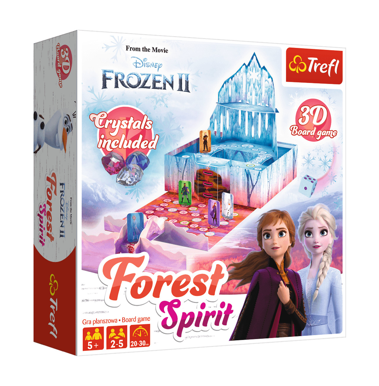 Gra Forest Spirit Frozen 2