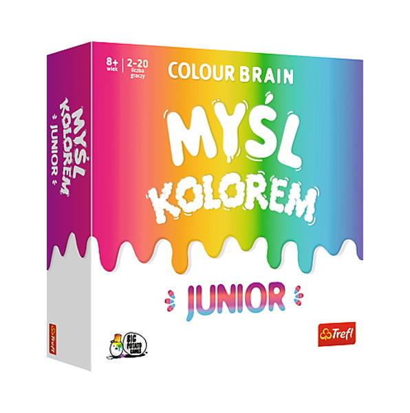 Gra Colour Brain junior