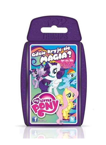 Gra karciana My Little Pony