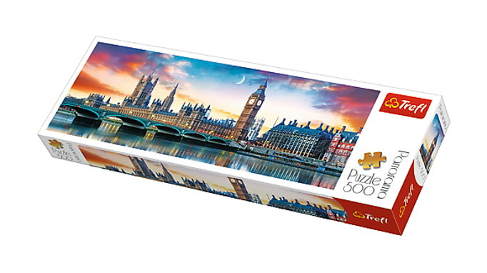 Puzzle 500 el Panorama Big Ben