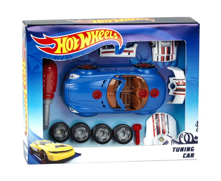 Zestaw do tuningu Hot Wheels
