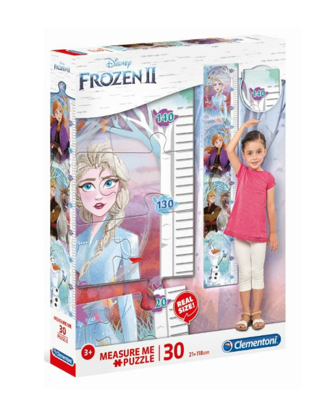Puzzle Measure me Frozen 2