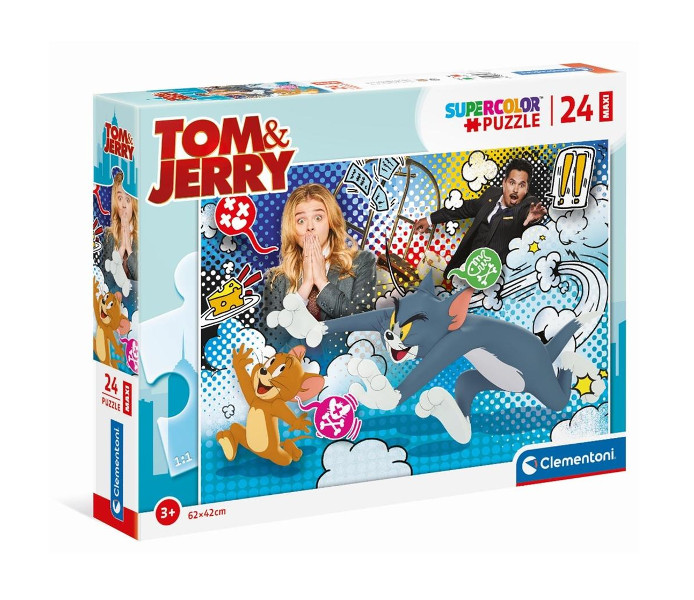 Puzzle 24maxi Tom i Jerry