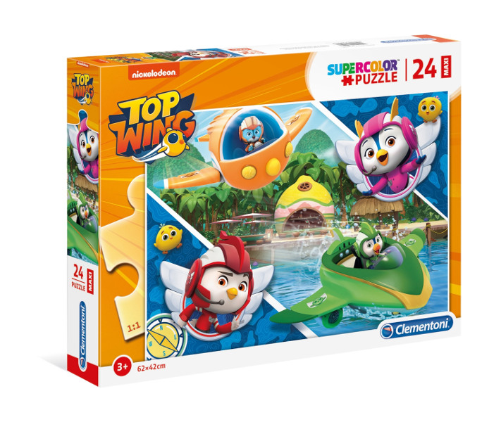 Puzzle 24 maxi 2 Top Wing