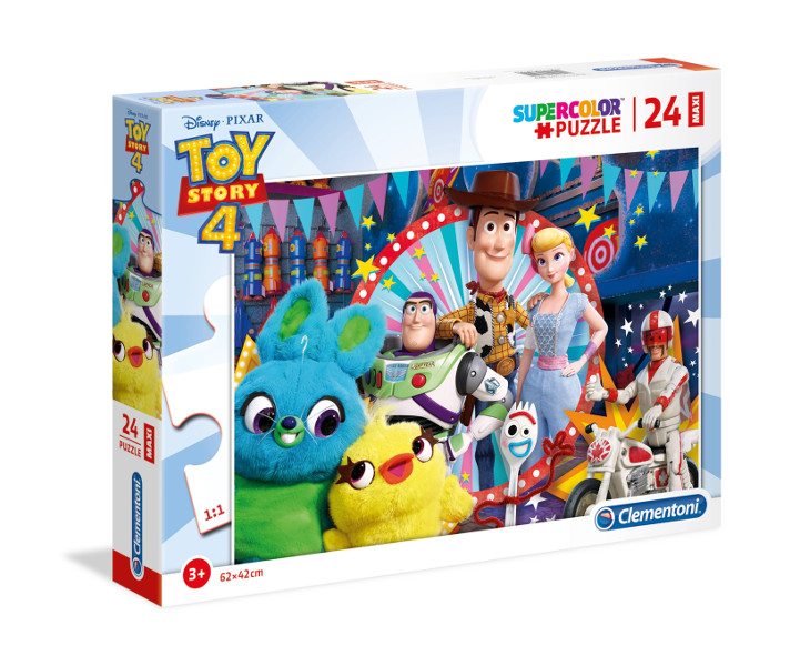 Puzzle 24 maxi Toy Story 4