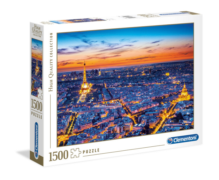 Puzzle 1500el Paris View