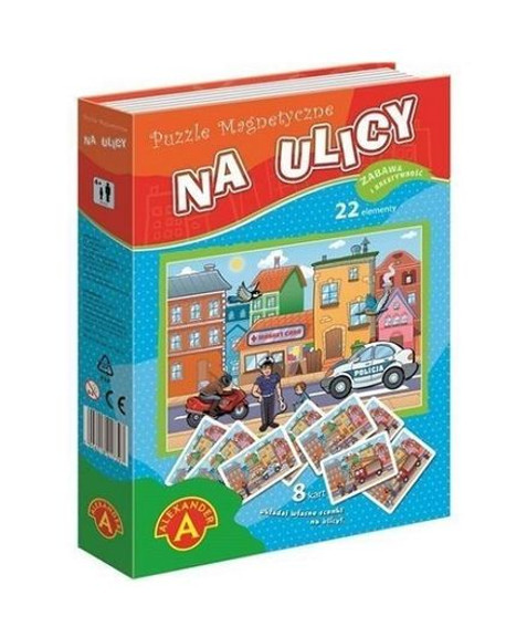 Puzzle magnetyczne na ulicy 017434