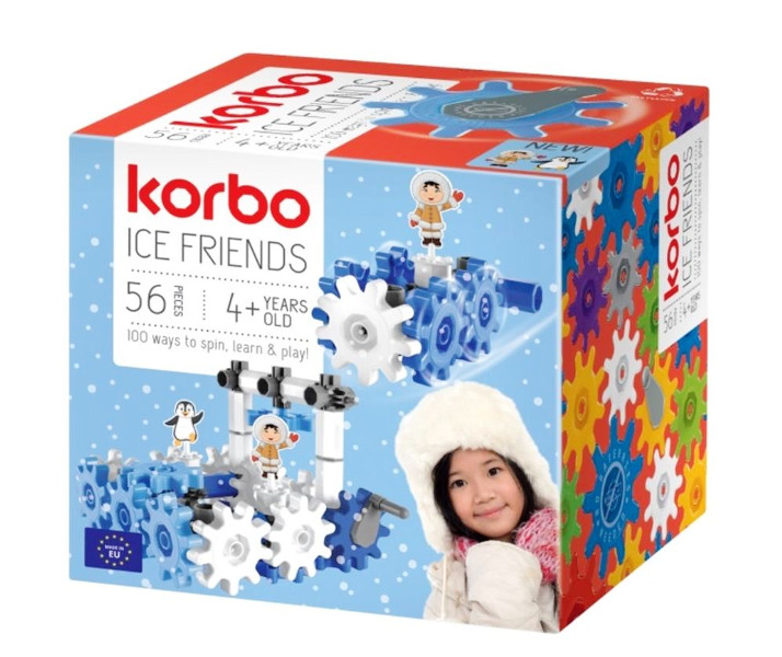 Klocki korbo ice friend