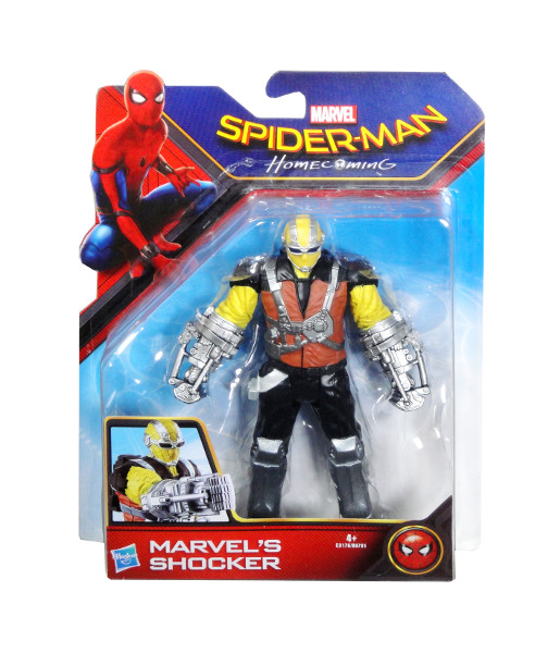 Spiderman figurka Shocker