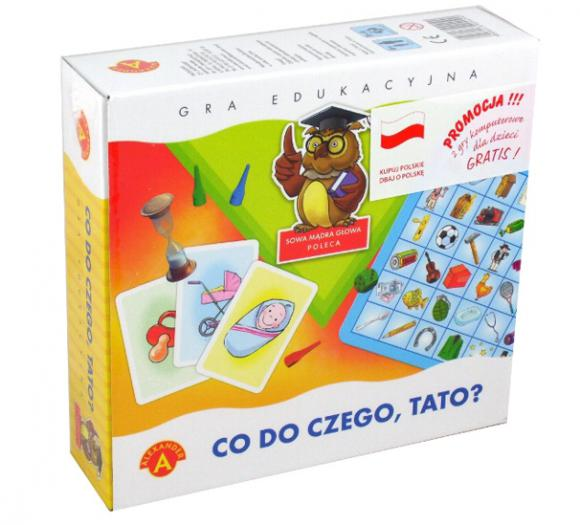 Co do czego Tato?