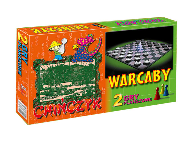 Chińczyk-Warcaby