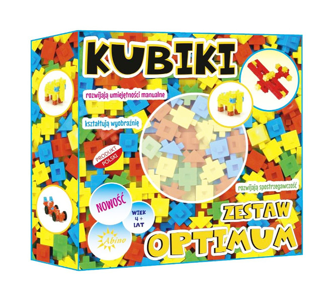 Gra Kubiki optimum