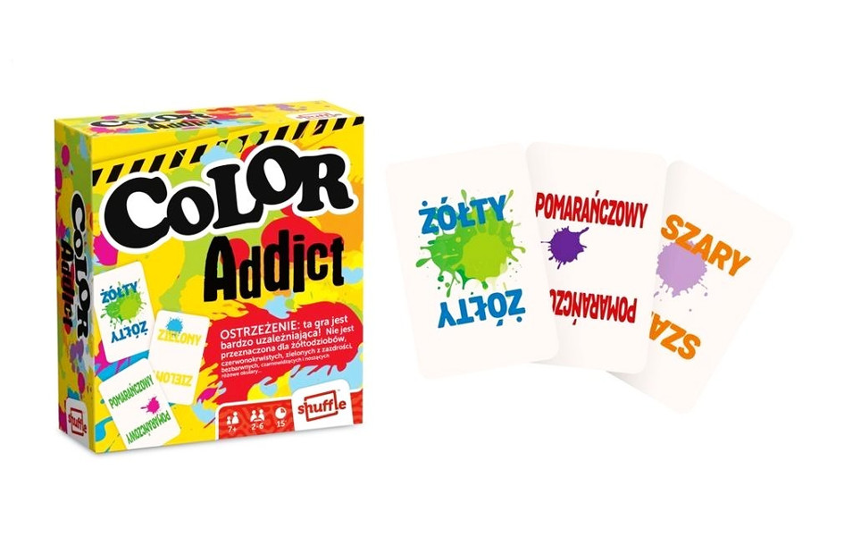 Gra Color Addict